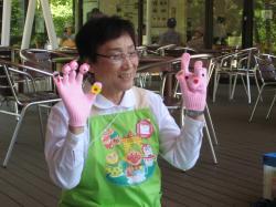 おでかけ文庫『手袋シアター』